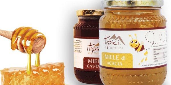 Il miele della Valtellina: dolcezza di montagna
